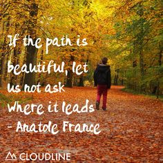 We hope everyone #explores a few beautiful trails this week! #mondaymotivation #quoteoftheday #quote #hiking #fall
