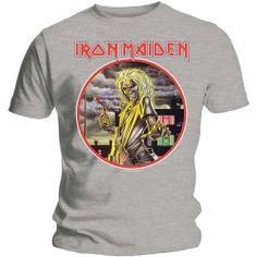 Tricou Iron Maiden: Killers Circle