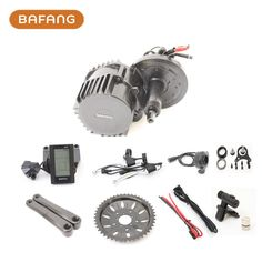 Bafang BBSHD 48V 1000W Ebike Electric bicycle #Motor 8fun mid drive #electric bike conversion kit C965 display with Brake sensor