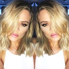 khloe-kardashian-short-hair I want this haicut