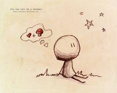 .You can call me a dreamer. by Nonnetta.deviantart.com on @deviantART