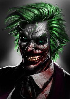 The Joker by Nico Lee Lazarus