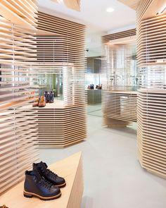Designer and artist Jordana Maisie creates a modern and minimal interior for FEIT 's latest store in New York City's West Village.