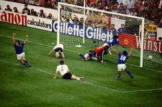 FIFA World Cup Final 1982 - Italy v West Germany - Santiago Bernabeu Stadium