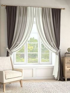 All about window treatment ideas bedroom living room unique faux roman shadeskitchen for sliding doors wide bay large scarf triple inexpensive diy window rustic & bathroom. - April 19 2019 at Home Curtains, Green Curtains, Rustic Curtains, Curtains With Blinds, Curtains For Wide Windows, Vintage Curtains, Farmhouse Curtains, Modern Curtains, Kitchen Curtains
