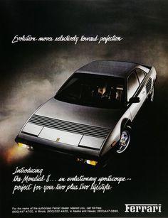 creme-de-synthe:  Ferrari Mondial 8 (1980)