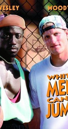 Directed by Ron Shelton.  With Wesley Snipes, Woody Harrelson, Rosie Perez, Tyra Ferrell. Black and white basketball hustlers join forces to double their chances.