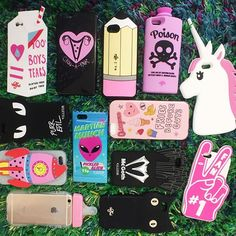 Cell phone cases are like a Window 2 the Soul ✨ DollsKill.com/caseme