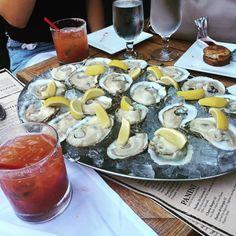 Oysters & Micheladas