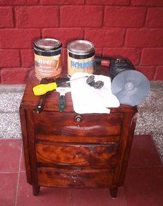 Curso gratisn de restauracion de muebles de madera, aulafacil.com