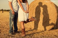 I love this one!! Can shine on the barn or the even just the ground!