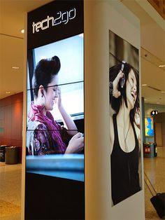 Retail Digital Signage   JDS