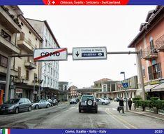 Confini amministrativi - Riigipiirid - Political borders - 国境 - 边界: 2010 CH-IT Šveits-Itaalia Svizzera-Italia