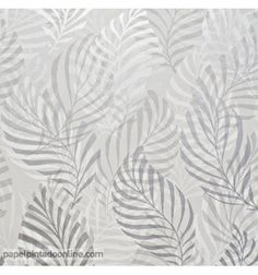 Papel Pintado hojas decorativas Fussion - en papelpintadoonline.com - venta online de papeles pintados de pared de las mejores marcas