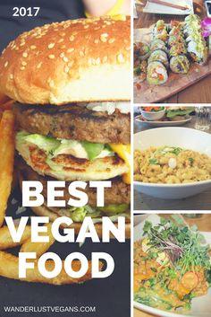 Best Vegan Food of 2017