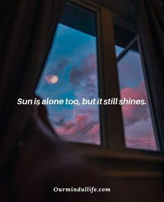 Is beling alone a bad thing? These cheering loneliness quotes will make you feel less lonely and start to fall in love with the me-time. Loner Quotes, Feeling Lonely Quotes, Loneliness Quotes, Reality Quotes, Mood Quotes, Self Love Quotes, Cute Quotes, Gratitude Quotes, Positive Quotes
