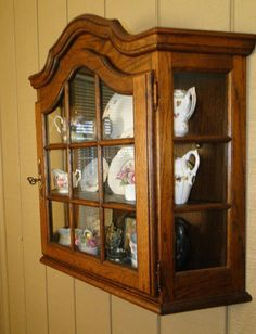 Etonnant China Wall Cabinet