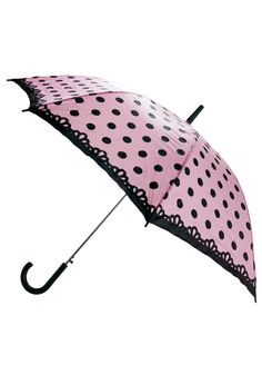 Now this is an umbrella to go out and play in the rain with! I love the handle too.