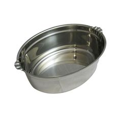 7 qt 6 oz 9 3/8 x 13 1/2 x 5 inch Shell Design Stainless Steel Tags:  Serving Dishes; Hot Solutions - Platter; Stainless Steel Serving Dishes;Stainless Steel Silver Serving Dishes;Stainless Steel Oval Serving Dishes; https://www.ktsupply.com/products/32802337617/7-qt-6-oz-9-38-x-13-12-x-5-inch-Shell-Design-Stainless-Steel.html