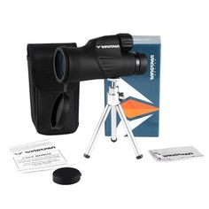 Wingspan Optics Explorer 12X50 Monocular  Tripod Hunting Hiking Bird Outdoor http://riflescopescenter.com/category/leupold-riflescope-reviews/
