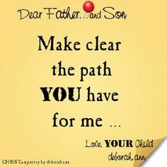 Sticky Note to God 09.26.17 | CHRISTian  poetry ~ by deborah ann
