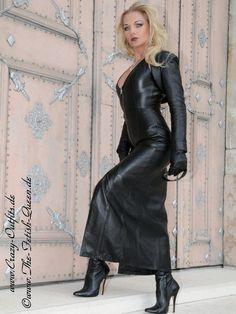 Lederkleid DS-033 : Crazy-Outfits - Webshop für Lederbekleidung, Schuhe &…