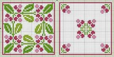 Mesmerizing Cross Stitch Embroidery Tips Ideas Cross Stitch Borders Cross-stitch Biscornu. no color chart available, just use the pattern chart as your color guide. or choose your own colors. Small Cross Stitch, Cross Stitch Borders, Cross Stitch Flowers, Counted Cross Stitch Patterns, Cross Stitch Charts, Cross Stitch Designs, Cross Stitching, Cross Stitch Embroidery, Embroidery Patterns