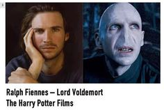 24 Unbelievable Movie Make Up Transformations!