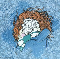 I didn't mean to fall in love by derppaaja on deviantART Merida, Disney And Dreamworks, Disney Pixar, Pixar Characters, Rise Of The Guardians, Arte Disney, Kung Fu Panda, The Big Four, Dramione
