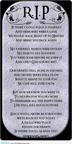 poems for birthdays in heaven | father's miss you poem - we will go to heaven and bring you back dad ...