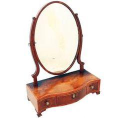 chicago antique furniture chicago antique mirror table - 457×600