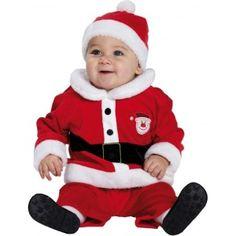 6529a75bf7d43 costume pere noel bebe 6 mois
