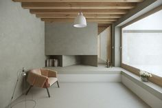 Model and rendering, as personal work, from Atrium House by Tham&Videgard architects.