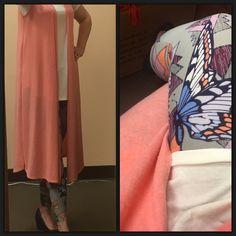 Joy + butterfly leggings!