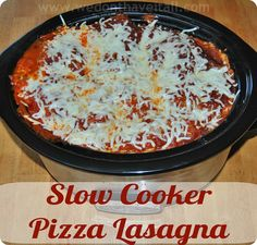 1000+ images about RAGU® Recipes - Slow Cooker Recipes on Pinterest ...