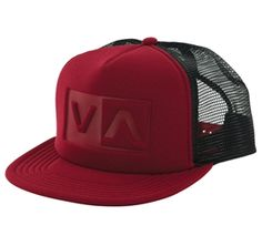 RVCA Hats, Beanies and more | RVCA.com