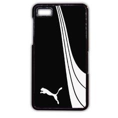 Puma Black White TATUM-8972 Blackberry Phonecase Cover For Blackberry Q10, Blackberry Z10