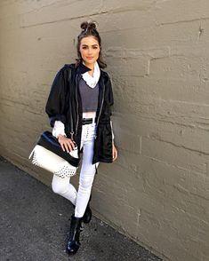 "b3ffa271a3607 Olivia Culpo on Instagram: ""MONDAAAAAYYYYYY. Let's get it. #OCstreetstyle"""