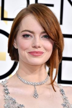 The first big night on 2017's awards-season calendar saw the likes of Emma Stone, Claire Foy and Viola Davis picking up key prizes for their acting prestige, but who got top points when it came to the hair and make-up? Here, see Vogue's edit of the best Golden Globes beauty, straight from the red carpet.