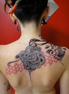 Xoïl da Needles Side Tattoo