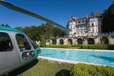 Domaine des Avenières. Cruseilles, France. #RelaisChateaux #Avenières #Castle #LuxuryHotel