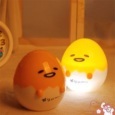 Jan 2020 - Lazy Egg Cartoon Gudetama Mini Lamp Home Decor Gift Kawaii Night Light Xmas Shabby Chic Lamps, Rustic Lamps, Antique Lamps, Lamp Tattoo, Lazy Egg, Cute Egg, Black Lamps, White Lamps, Design Your Home