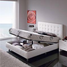 Pros y Contras de las camas con Canapé Abatible