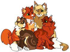 Warrior Cat Memes, Warrior Cats Series, Warrior Cats Books, Warrior Cats Fan Art, Fox Dog, Dog Cat, Cat Oc, Warrior Cat Drawings, Cat Character