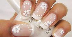 Unhas decoradas francesinhas   Tutorial nails, An and Awesome