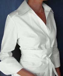 1000 Images About Trend We Love A Crisp White Blouse On