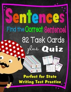 Which sentence is correct perfect for bell ringer work or learning