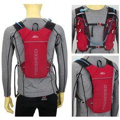 4639b66bc72d 5L Running Hydration Backpack Women Men Jogging Sport Backpack