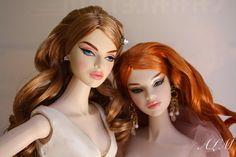Glinda Go North and Shimmering Copper | Isha