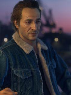 Samuel Sam Drake Uncharted 4: A thief's End